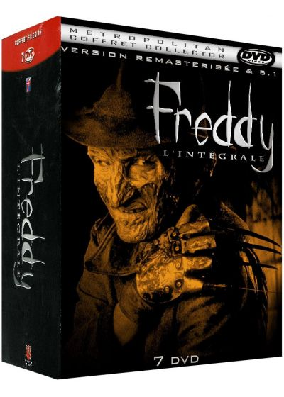 Freddy - L'intégrale (Édition Collector) - DVD