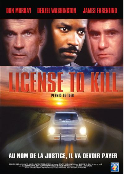 License to Kill - Permis de tuer - DVD