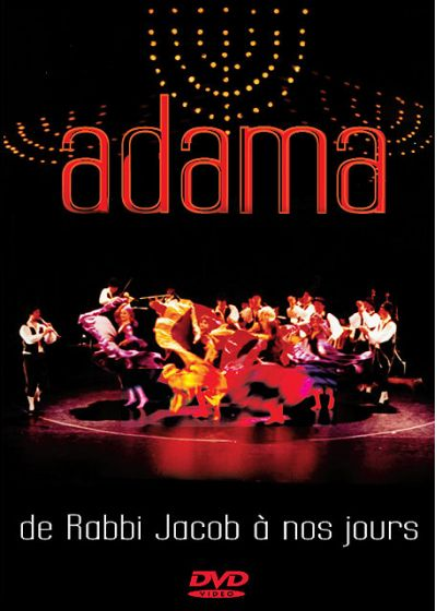 Adama - De Rabbi Jacob à nos jours - DVD