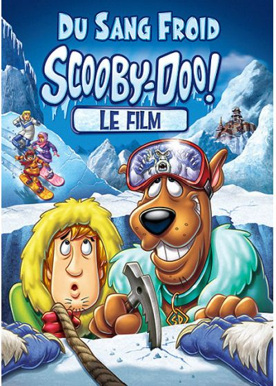 Scooby-Doo! - Du sang froid - DVD
