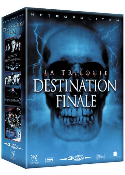 Destination finale 1 + 2 + 3 (Pack) - DVD