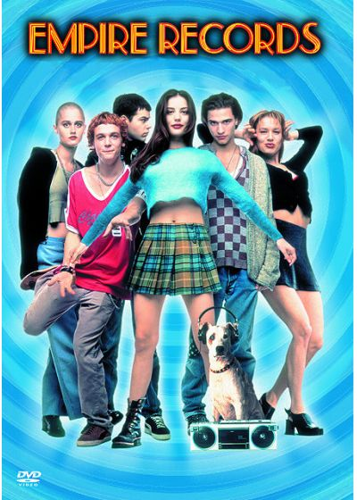 Empire Records - DVD