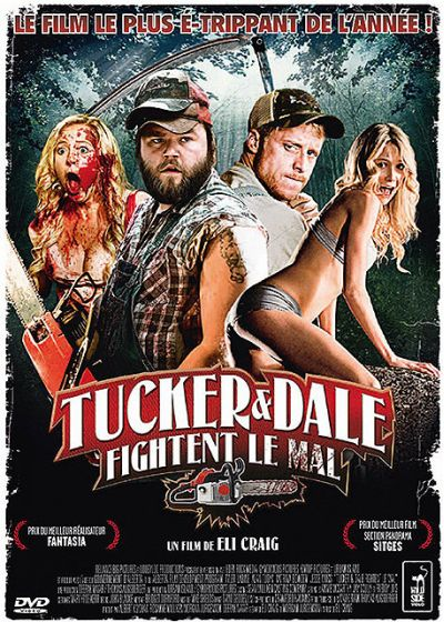 Tucker & Dale fightent le mal - DVD