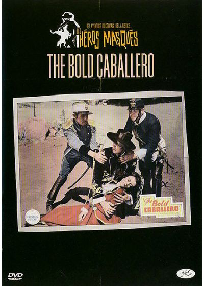 The Bold Caballero - DVD