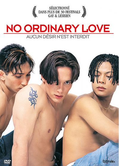 No Ordinary Love - DVD