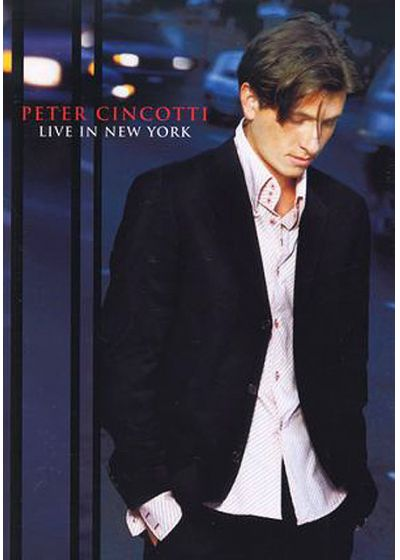 Cincotti, Peter - Live in New York - DVD