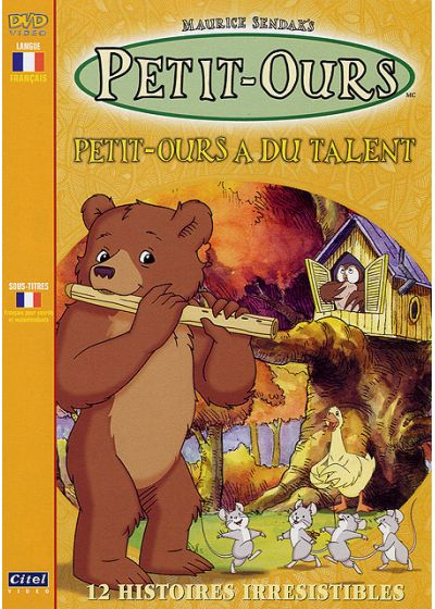 Petit-Ours a du talent - DVD