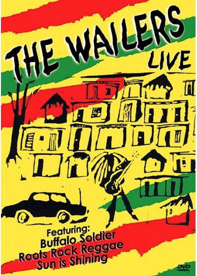 The Wailers - Live - DVD