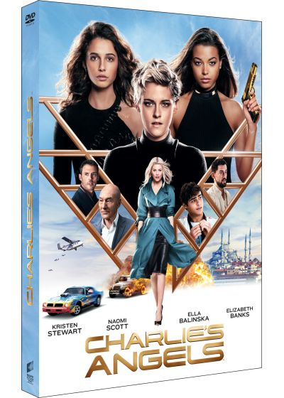 Charlie's Angels - DVD