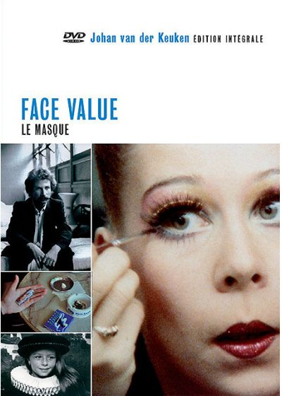 Johan van der Keuken - Face Value + Le masque - DVD