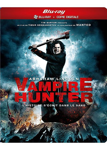 abraham lincoln vampire hunter critique 'abraham lincoln: vampire hunter' guest review: flawed and campy, but sill plenty of action read this and other movie news, reviews, and more at moviescom.