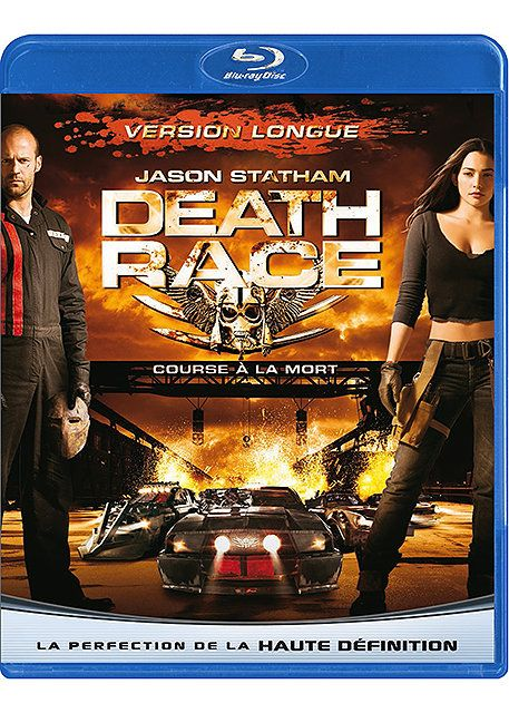 dvdfr death race course la mort le test complet du blu ray. Black Bedroom Furniture Sets. Home Design Ideas