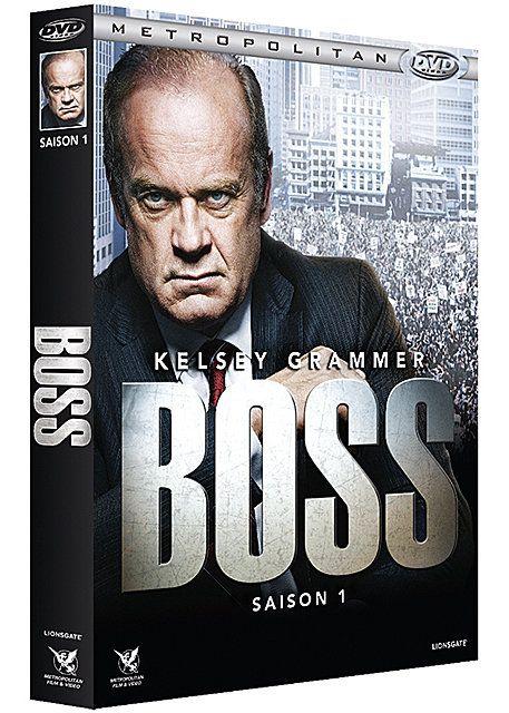 Dvdfr boss saison 1 le test complet du dvd for A la maison blanche saison 1