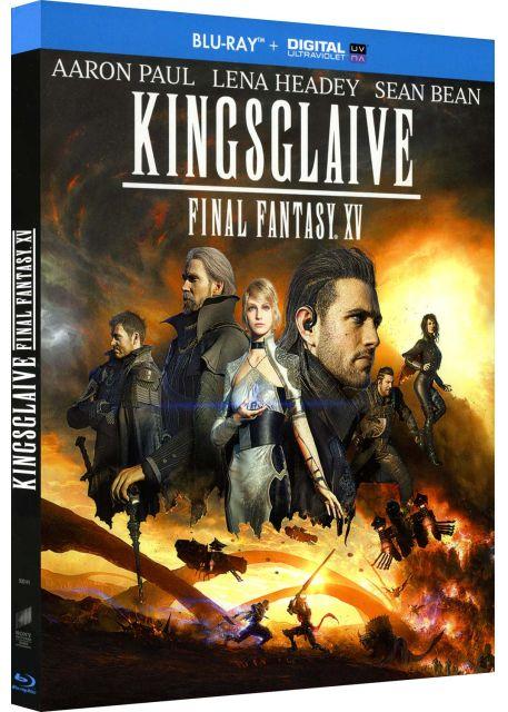 final fantasy 15 kingsglaive streaming vf hd
