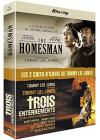 The Homesman + Trois enterrements (Pack) - Blu-ray