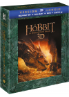 Le Hobbit : La désolation de Smaug (Version longue - Blu-ray 3D + Blu-ray + DVD + Copie digitale) - Blu-ray 3D