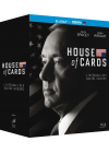 House of Cards - Intégrale saisons 1-2-3-4 (Blu-ray + Copie digitale) - Blu-ray