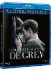 Cinquante nuances de Grey (Édition spéciale - Version longue + Version cinéma - Blu-ray + Copie digitale) - Blu-ray