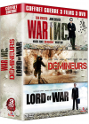 Coffret guerre - War Inc. + Démineurs + Lord of War (Pack) - DVD