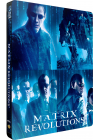 Matrix Revolutions (Blu-ray + Copie digitale - Édition boîtier SteelBook) - Blu-ray