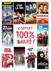 Coffret 100% barré ! - 10 films (Pack) - DVD