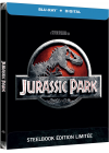 Jurassic Park (Édition SteelBook Blu-ray + Digital HD) - Blu-ray