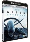 Alien : Covenant (4K Ultra HD + Blu-ray + Digital HD) - Blu-ray 4K