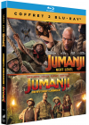 Jumanji : Bienvenue dans la jungle + Next Level - Blu-ray