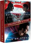Collection 2 films : Batman v Superman : L'aube de la justice + Man of Steel - DVD