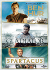 3 esclaves contre un empire - Coffret : Ben-Hur + Gladiator + Spartacus (Pack) - DVD