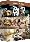 Coffret 3 films - Zero Dark Thirty + Démineurs + Le Royaume (Pack) - DVD