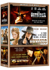 Far West : The Outsider + Gunless + 6 Guns (Pack) - DVD