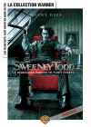 Sweeney Todd, le diabolique barbier de Fleet Street (WB Environmental) - DVD