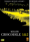 Killer Crocodile 1 & 2 - DVD