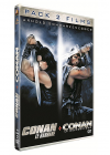 Conan le barbare + Conan le destructeur (Pack 2 films) - DVD