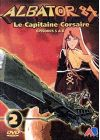Albator 84 - Le Capitaine Corsaire - Vol. 2 - DVD