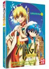 Magi - The Labyrinth of Magic - Saison 1, Box 1/2