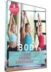 Mind & Body : Yoga + Pilates + Stretching - DVD
