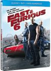 Fast & Furious 6 (Combo Blu-ray + DVD + Copie digitale - Édition boîtier SteelBook) - Blu-ray