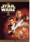 Star Wars - Episode I : La menace fantôme - DVD