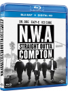 N.W.A Straight Outta Compton (Blu-ray + Copie digitale) - Blu-ray