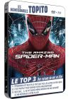 The Amazing Spider-Man (Blu-ray + DVD - Édition boîtier métal FuturePak) - Blu-ray
