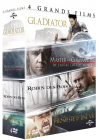 Russell Crowe - 4 grands films : Gladiator + Master and Commander + Robin des Bois + La promesse d'une vie (Pack) - DVD