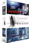 Coffret horreur : The Visit + Unfriended + Paranormal Activity 5 Ghost Dimension (Pack) - DVD