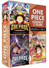 One Piece - Le Film 4, 5 et 6 - DVD
