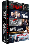 Coffret 5 films : Tokarev + The Prince + Empire State + Kill the Gringo + Braqueurs (Pack) - DVD