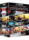 Coffret 4K Ultra HD : Batman v Superman + Mad Max Fury Road + Creed + San Andreas + La grande aventure Lego (4K Ultra HD + Blu-ray + Digital UltraViolet) - 4K UHD