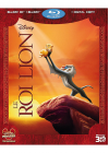Le Roi Lion (Combo Blu-ray 3D + Blu-ray + Copie digitale) - Blu-ray 3D