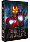 Iron Man 1 & 2 (Pack) - DVD
