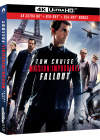 Mission : Impossible - Fallout (4K Ultra HD + Blu-ray + Blu-ray Bonus) - 4K UHD